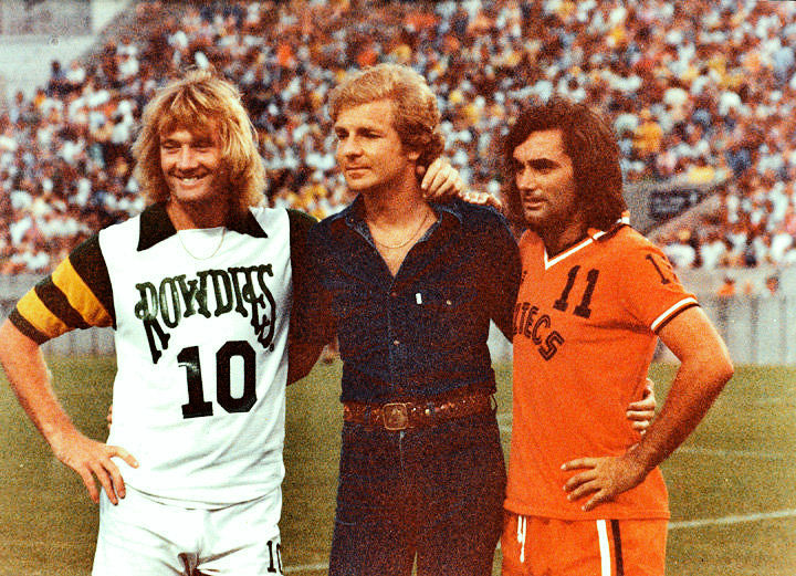 Rowdies 77 Home Rodney Marsh, Aztecs